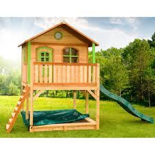 maisonnette de jardin enfant maison jardin bois enfant uteyo