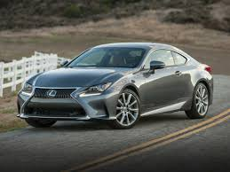 new lexus rc 200t new 2016 lexus rc 300 price photos reviews safety ratings