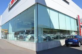 concesionarios lexus valencia cristalería en valencia cristalerías mansilla fachadas de vidrio