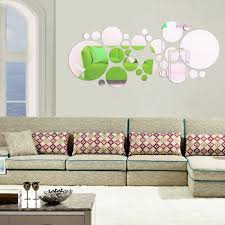 Liverpool Wall Stickers Ikevan 1 Set 27 Pcs Acrylic Art Modern 3d Mirror Round Wall
