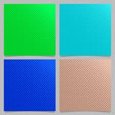 blue pattern background html colored geometrical abstract halftone dot pattern background set