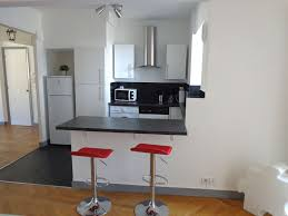 apartment with garage pleasant apartment with garage quiet 60m longchamp included