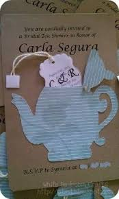 Kitchen Tea Invites Ideas Tea Party Invitations This Inspired Me For An Idea That You Could