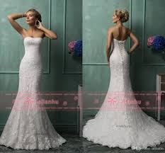16 best full lace mermaid wedding dresses images on pinterest