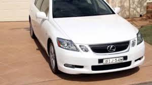 lexus gs300 for sale in nc 2005 lexus gs300 grs190r sports luxury aspen white 6 speed sports