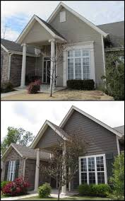 stone lion sherwin williams paint on houses the colors we used