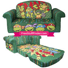 Flip Open Sofa by 29 Reg 50 Tmnt Flip Open Sofa Free Shipping