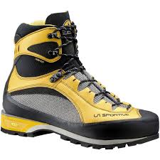 quality s boots la sportiva m trango s evo gtx yellow eu 46 uk 115 us 125 mens