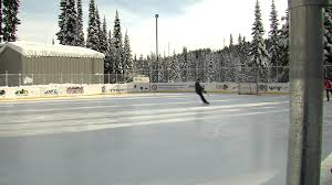 sun peaks celebrates grand opening of outdoor ice rink cfjc today