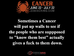 Cancer Horoscope Memes - cancer sign quotes brilliant best 25 zodiac cancer ideas on