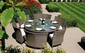 Patio Round Tables Remarkable Round Table Patio Dining Sets Outdoor Patio Dining Sets