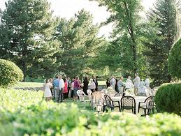 Pictures Of Backyard Wedding Receptions Simple And Elegant Outdoor Wedding Reception Once Wed
