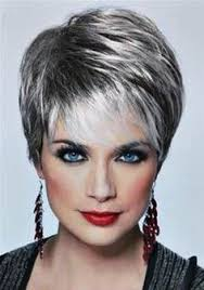 gray hair styles for 50 plus more pinteres