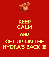 Keep Calm Know Your Meme - get up on the hydras back know your meme up best of the funny meme