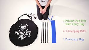 privacy pop set up instructions youtube