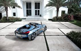 report bmw i8 spider might not reach production until 2018