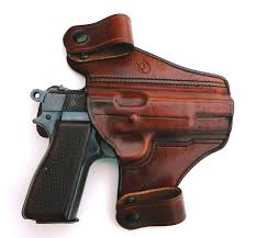 the browning high power the original and classic pistol