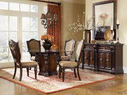 round table dining room sets black boundless table ideas