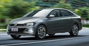 volkswagen brazilian volkswagen virtus new polo sedan debuts in brazil