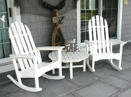 Recycled Plastic Rocking Chairs Patio Furniture Weights Rocking Chairs Durable Outdoor Furniture
