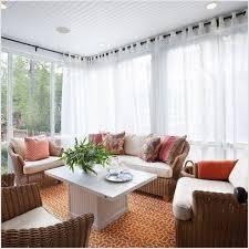 Sun Porch Curtains