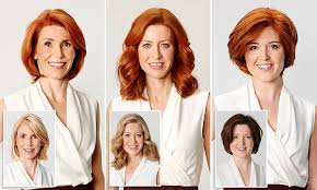 flesh color hair trend 2015 dare you go ginger it s the red hot trend for 2015 daily mail