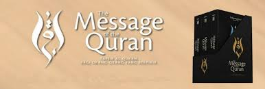 the message of the qur an by muhammad asad the message of the quran catatan pending quran dari muhammad