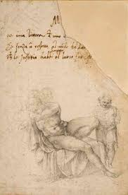 how a curator attributed this drawing to michelangelo the new