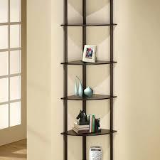 Espresso Bookcase With Doors Shelves Espresso Bookcase Bookcase Door Pine Bookcase Corner