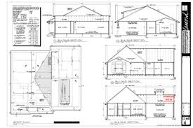 Set Design Floor Plan Houseplans Package House Blueprints Home Floor Plan Designs