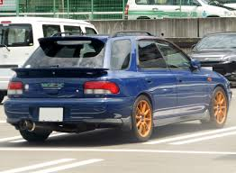 modified subaru impreza file tuned subaru impreza sportswagon wrx sti gf8 rear jpg