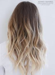 brown and blonde ombre with a line hair cut best 25 ombre medium hair ideas on pinterest medium wavy hair