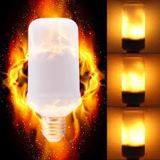 led flame effect fire light bulbs led flame effect fire light bulbs creative lights flickering
