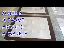 Installing Prefinished Hardwood Floors How To Install Prefinished Hardwood Frame Around A Marble Tile