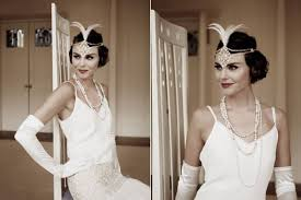 gatsby style hair the great gatsby inspired veils and hairstyles sortashion