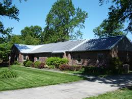 Metal Roof Homes Pictures by Solar Thin Film Metal Roofing The Complete Green Makeover Cbs
