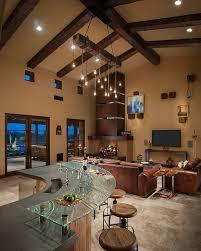 Desert Colors Interior Design Rustic Luxury Kitchen Interiors By Color