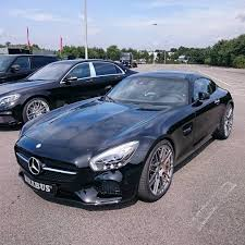 lowered mercedes first car on my agenda at brabus today is the mercedes amg gt s