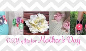 Mother S Day Gifts Homemade by Mother U0027s Day Diy Gifts Handmade Ideas
