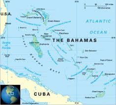 bahamas on a world map bahamas the the commonwealth