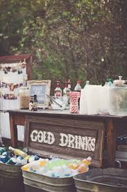 Drink Table 153 Best Wedding Drink Displays Images On Pinterest Marriage