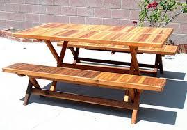 lifetime foldable picnic table lifetime 6 folding picnic table mherger furniture