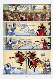 comics free avatar airbender chapter 005
