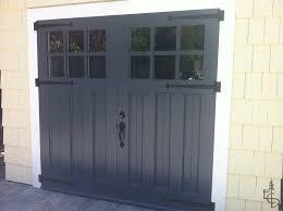 what color is best for garage doors