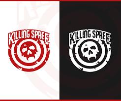 design gridiron jersey masculine bold work logo design for killing spree or killingspree