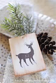 farmhouse cottage diy ornaments