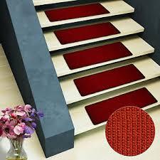 treppe teppich stufenmatten sisal rechteckig ohne kante treppenteppich