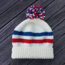 Christmas Tree Hat Knitting Pattern Free Knitting Patterns Two Strands