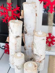 10 ways to decorate with birch bark diy