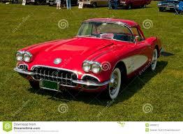 vintage corvette stingray 1957 corvette stingray editorial photo image 55689811